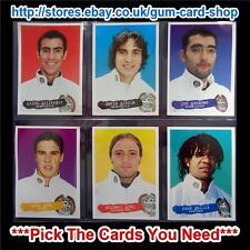 ☆ Panini - PFA Top Players 1997 (VG 100 to 198) *Choose the Stickers You Need*