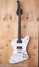 Epiphone Firebird Studio Custom Blood Splatter Finish Electric Guitar