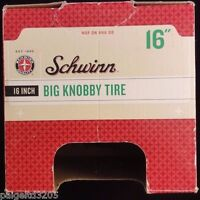"Schwinn  16"" Big Knobby Tire  16"" x 1.95"""