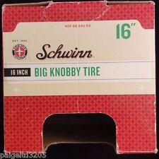 """Schwinn  16"""" Big Knobby Tire  16"""" x 1.95"""""""