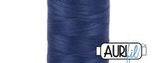 Aurifil Acolchado de Algodón Hilo - 40wt-150m-2775 - Acero Azul