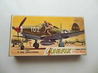 AIRFIX 1225-50 Bell P-39Q Airacobra WWII Fighter Kit 1/72