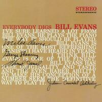 Evans- BillEverybody Digs Bill Evans (Limited Edition Red Colored New Vinyl)