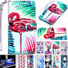 For LG Stylus 3 4 Q6 K8 K10 X Style/Power 2 Wallet PU Leather Stand Case Cover