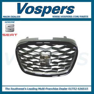 Genuine Seat Leon Cupra R 2006-2013 Front Upper Centre Grille 1P0853651D9B9