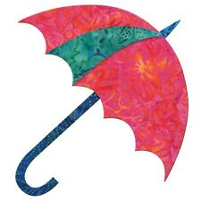 AccuQuilt GO! Fabric Cutting Dies Dancing Umbrella by Edyta Sitar - 55178