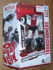 Transformers Siege Netflix War For Cybertron RED ALERT New Deluxe Wfc
