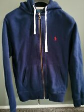 Navy Ralph Lauren Zipped Jacket