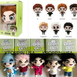GOT7 GOTOON: ARRIVAL DOLL +PHOTOCARD: SUMMER DOLL (SELECT) [KPOPPIN USA]
