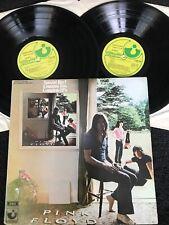 Pink Floyd - Ummagumma 2 x Vinyl LP Gatefold CANADA Reissue Harvest STBB-388 EX