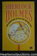 Sherlock Holmes: The Adventure of the Five Orange Pips by Arthur Conan Doyle- Hi