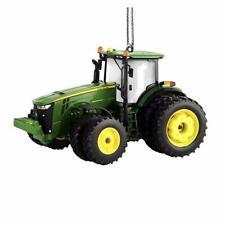 John Deere 8345r Tractor Christmas Tree Ornament JR1201