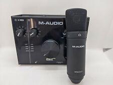 M-Audio air 192/4 vocal studio