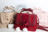 Womens Lolita Handbags Shoulder Bags Kont Messenger Purses Briefcase Fashion