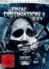 Final Destination 4 in 3-D  - 2 DVDs FSK18