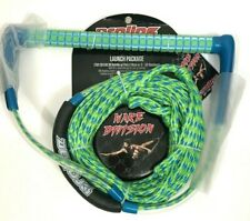 Proline Launch Package Wake Rope 75 Foot Blue Green New