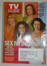 Tv Guide Magazine Sex And The City Kim Cattrall June 2004 020315R
