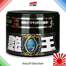 Soft99 King of Gloss Dark Car Wax fast delivery NO IMPORT DUTY in EU! JDM