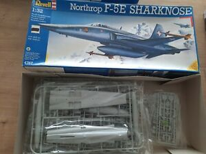 Revell Northrop F-5E Sharknose 1:32. Original Sealed Parts