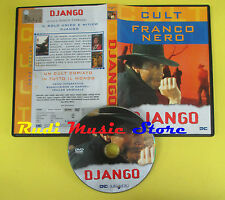 DVD film DJANGO Cult Franco Nero SURE VIDEO 88 minuti no vhs(D3)