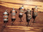 Harley Davidson Beer 5 Different Promotional Spinning Fishing Lures
