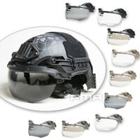 FMA OP Helmet Goggles 3mm Thicken Anti-Fog Lens Protective Airsoft Paintball