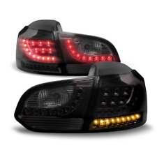 JOM LED Rückleuchten NEW DESIGN Rücklichter schwarz VW Golf 6 VI 5K1 Limousine