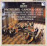 TREVOR PINNOCK-PACHELBEL: CANON & GIGUE. ETC.-JAPAN SHM-CD D46
