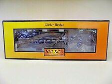 "MTH Rail King 40-1106 12"" Black Girder Bridge"
