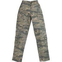 ABU Camo Pants DLATS Trouser- Women's Sizes - Twill or Rip-stop USAF USGI - New