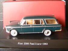 FIAT 2300 FAMILIARE GREEN 1963 STARLINE 530224 1/43 BREAK STATION WAGON VERDE