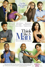 Think Like A Man movie poster - Terrence J, Meagan Good - 11 x 17 inches