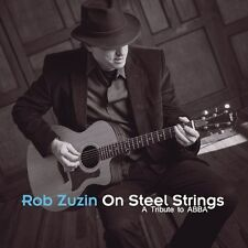 Rob Zuzin - On Steel Strings: A Tribute to ABBA [New CD]