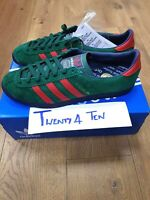 ADIDAS SPZL BLACKBURN SPEZIAL SHOES COLLEGIATE GREEN UK 6 7 8 9 10 11 12