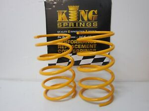 Lowered Front KING Springs to suit WM V6 Statesman & Caprice Models