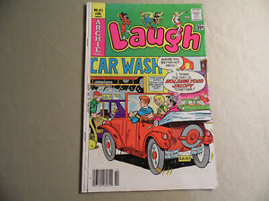 Laugh #311 (Archie Comics 1977) Free Domestic Shipping