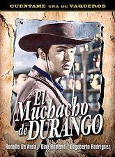 el Muchacho de Durango (DVD, 2004) The Kid From Durango