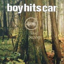 BOYHITSCAR - THE PASSAGE (NEW SEALED) Boy Hits Car CD Indie Rock Inc Everything