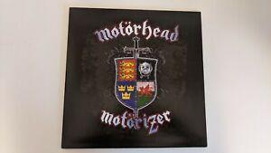 Motorhead - Motorizer - Vinyl Record LP / Folding sleeve