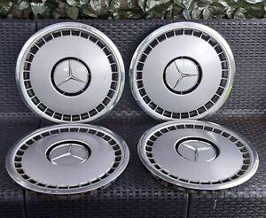 "Hub caps wheel trims covers mercedes W140 16"""