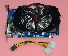 Gigabyte NVIDIAGeForce GTX 650 GV-N650OC-1GI 1G DDR5 PCI-E HDMI DVI VGA Graphics