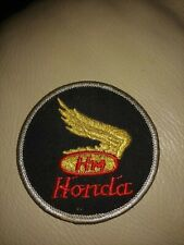 Honda Motorcycles Golden Wing Patch