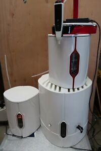 ELGA PURELAB 1 2 Chorus PC1LSCXM2 PC220DIBPM2 LA756 HALO Laboratory Water System