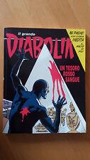 IL GRANDE DIABOLIK  n.1 /1997  Un tesoro rosso sangue  Prima edizione