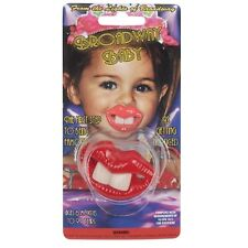 Billy Bob Broadway Baby Teeth Two Front Teeth Funny Baby Pacifier