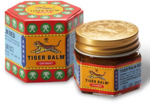 Ayurveda Tiger Balm  Effective relief muscular Pain & Sprains - 21ml