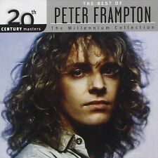 PETER FRAMPTON CD - BEST OF: THE MILLENNIUM COLLECTION (2003) - NEW UNOPENED