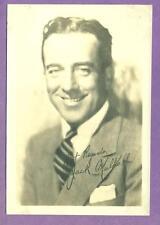 1920'S ORIGINAL STUDIO FAN PHOTO SILENT FILM ACTOR JACK MULHALL VG/EX-