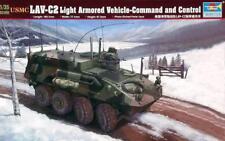 Trumpeter 1/35 USMC LAV-C2 Light Armored Veh Command & Ctrl #00371 #371 *sealed*