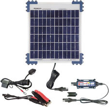 TecMate OptiMate 10W Solar Charger Tester Maintainer for 12V batteries TM522-1